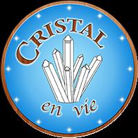 CRISTAL EN VIE - Logo